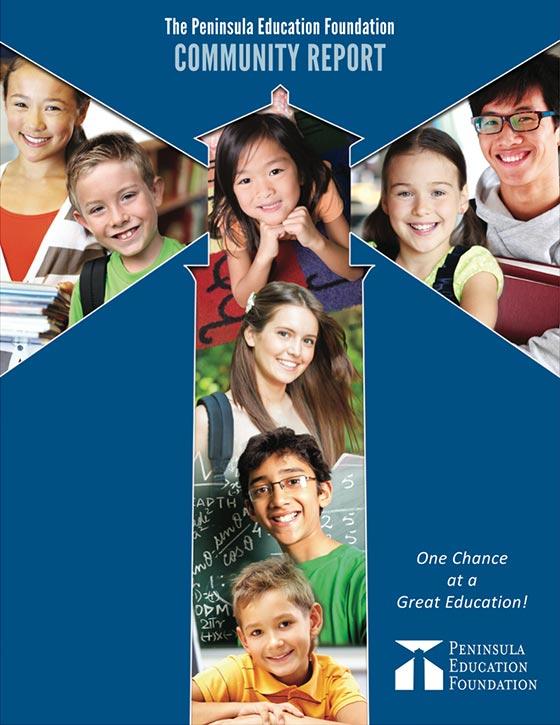 Peninsula Education Foundation Community Report
