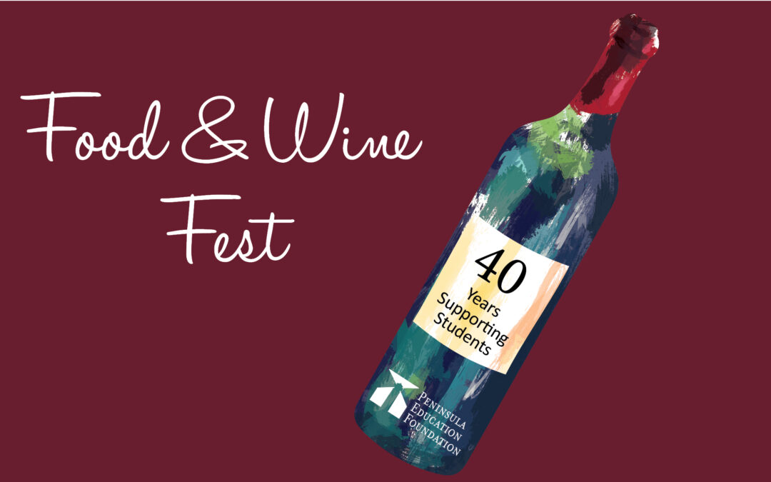 Major Donors: Join us at Food & Wine Fest!